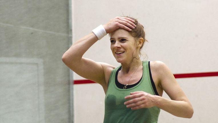 Vanessa Atkinson is de kopvrouw van het Nederlandse team. Beeld anp