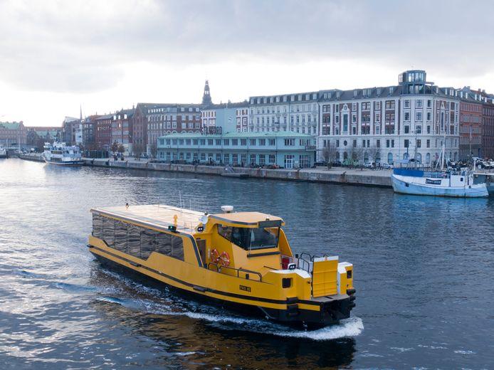 Arriva Denemarken vaart sinds kort met vijf elektrische veren die door Gorcumse scheepsbouwer Damen zijn Gorinchem gebouwd.