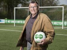 Hennie Rouwhof uit Goor stopt na 65 jaar met voetbal: 'Mooi geweest zo'