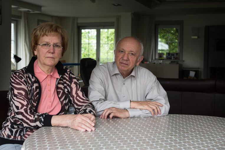 Liliane Vanoirbeek (72) en haar man Jacques Dhondt zijn blij met het vonnis.