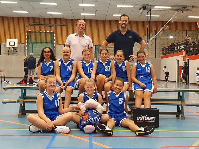 Ongekroonde Kampioenen: Uitsmijters U12-3