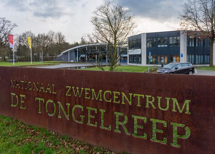 Nationaal Zwemcentrum De Tongelreep in Eindhoven.