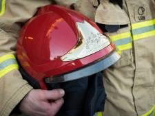 Felle woningbrand in Drachten, politie doet onderzoek naar oorzaak