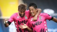Van de flaters bij Club en Gent tot de comeback van Mechelen: herbekijk alle goals van de zaterdag- en zondagmatchen