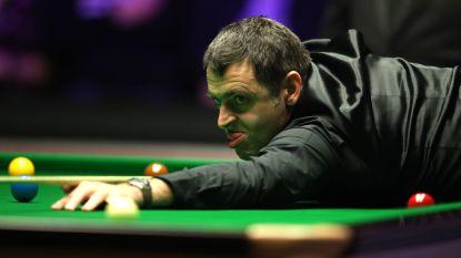 Ronnie O'Sullivan wacht Luca Brecel op in halve finale Masters