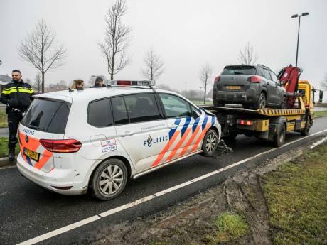 Arnhemse autodief (25) na kilometerslange achtervolging opgepakt in Elst