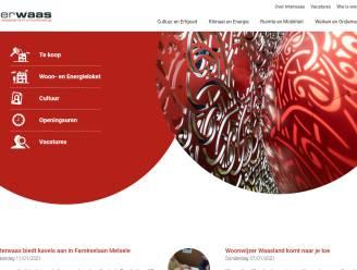 Interwaas lanceert nieuwe website