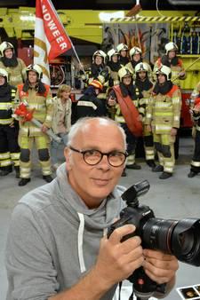 Brandweerkorps Vianen op de foto als 'Nachtwacht'