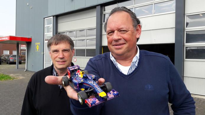 F1 Auto Max Verovert Nederland Vanuit Doetinchem Achterhoek