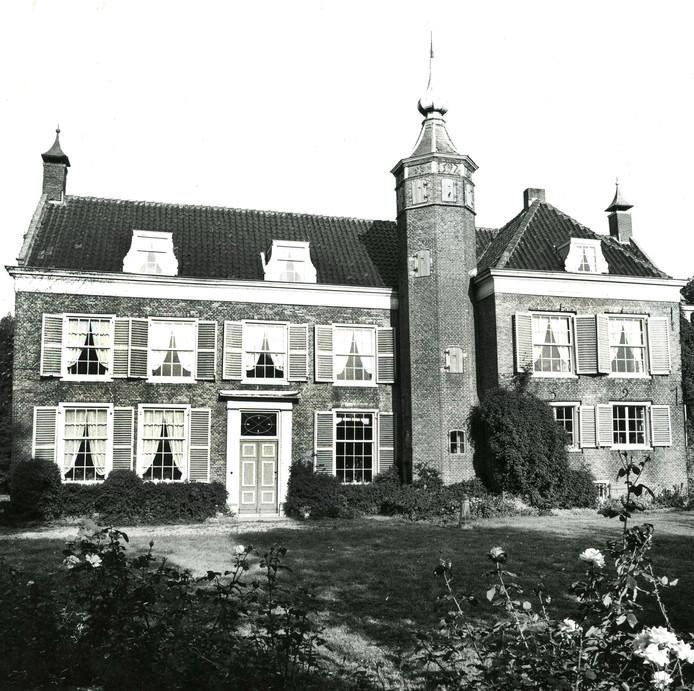 Landhuis De Oliphant rond 1955.