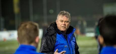 EZC'84 en trainer Spijker na het seizoen uit elkaar