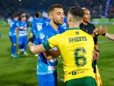 Aderlating voor PEC Zwolle: Captain Van Polen komt dit kalenderjaar niet meer in actie