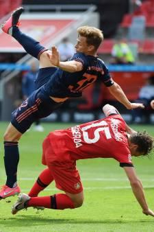 LIVE   Lewandowski gooit met 30ste treffer topper in het slot, Leipzig met man minder
