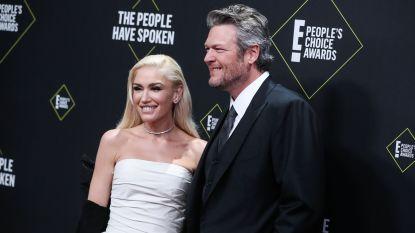 """Voorlopig nog geen huwelijk voor Gwen Stefani en Blake Shelton: """"Haar geloof staat in de weg"""""""