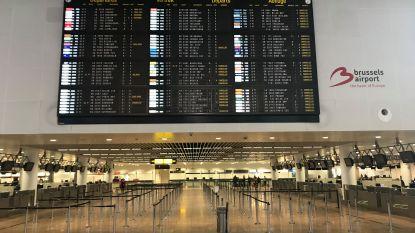 24 uur lang geen luchtverkeer meer mogelijk boven België door nationale staking