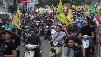 Hezbollah-leider waarschuwt betogers voor politiek vacuüm en chaos in Libanon