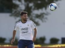 Agüero moet WK voor Argentinië weer in beeld brengen