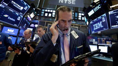 Beleggers schudden handelsspanningen van zich af: Wall Street buigt verlies om in winst