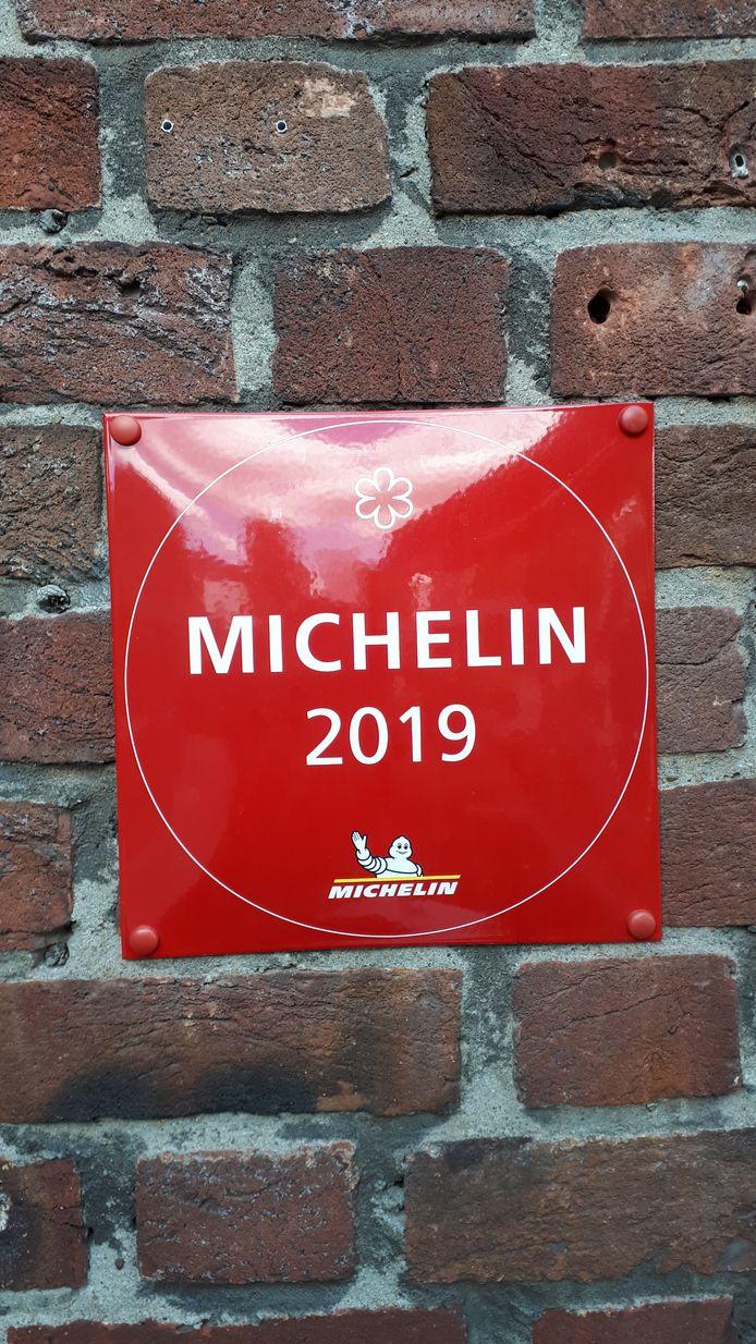 Oonivoo kreeg dit jaar een eerste Michelinster.