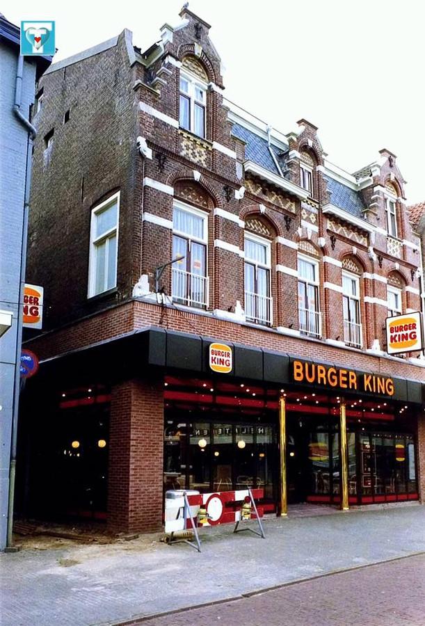 In het verleden bleek de Burger King aan de Heuvel onrendabel.