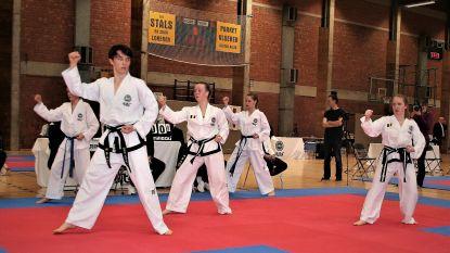 Belgisch kampioenschap Taekwondo lokt recordaantal deelnemers