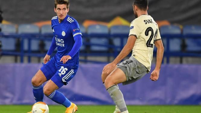 Leicester City groepswinnaar na twee vroege goals tegen AEK Athene