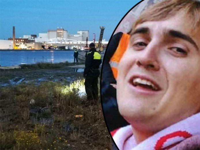 Ben Vanleene, 28 ans, a disparu après le match de dimanche soir