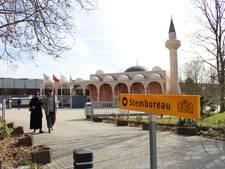 Voor het eerst stemmen in moskee in Harderwijk