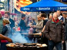 Eten en muziek op vierdaags festival Best Lekker
