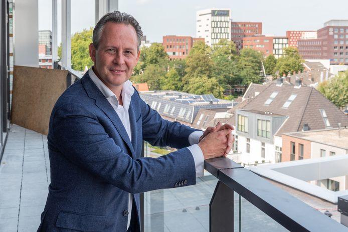 Martijn Schimmel, commercieel directeur van Schipper Bosch.