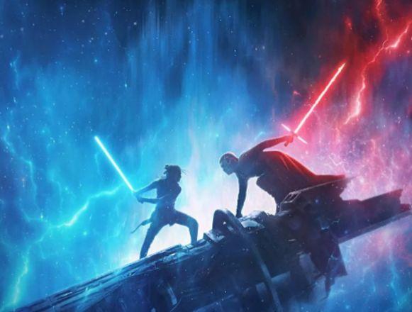 De eerste beelden van 'The Rise Of Skywalker' zijn er.
