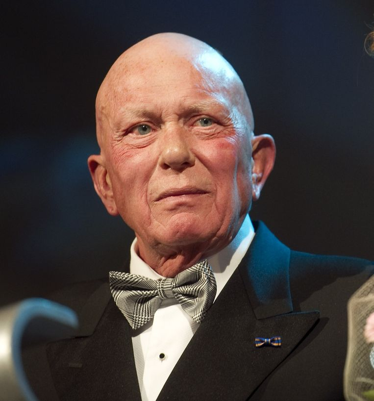 De inmiddels overleden Jaap Blokker. Beeld anp