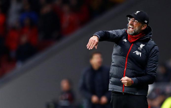 Premier contre-temps de la saison pour Liverpool.
