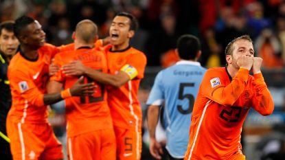 """Oranje WK-finalisten 2010 haalden vooraf ook perfect rapport: """"Je voelt je onoverwinnelijk"""""""