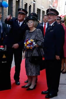Musical over Wallen-bezoek Beatrix