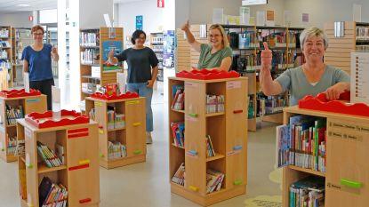 Bibliotheek weer open na online periode met 1.450 aanvragen