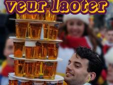 Carnavalsvereniging Attenooije steunt Oeteldonkse cafés met 'Un rundje veur laoter'