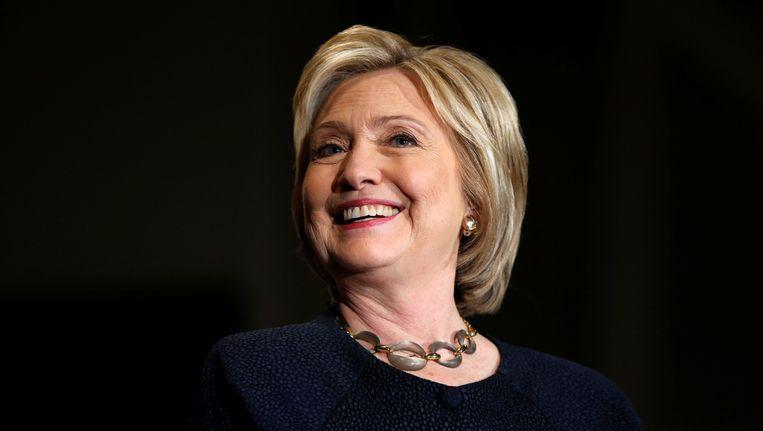 Hillary Clintons overwinning in Kentucky: ze is nipt, maar ze is er.