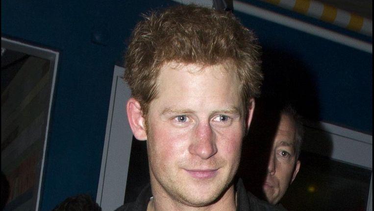 Prins Harry. Beeld photo_news