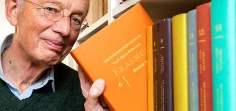 Deventenaar vertaalt Erasmus in monsterklus: tien jaar werken aan brieven van de vijftiende eeuwse beroemheid