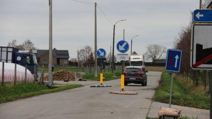 N-VA wil asverschuivingen in Lindestraat vervangen door drempel, Open Vld is niet akkoord