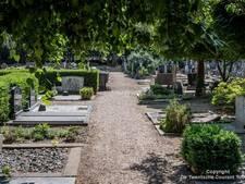 Regelmatig diefstal op begraafplaats Borne