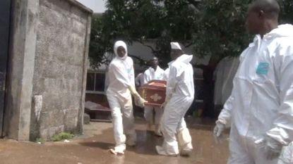 Modderstromen in Sierra Leone: 7 dagen van nationale rouw na honderden doden