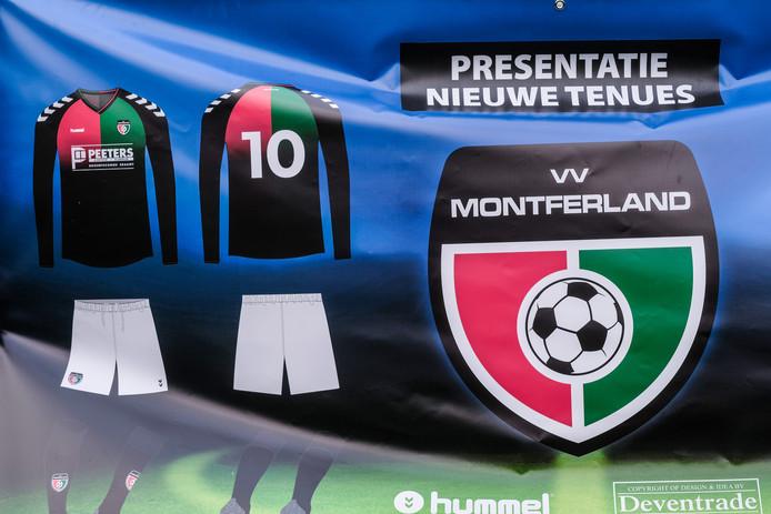 vv Montferland speelt in Loil tegen de andere fusieclub, FC Bergh.