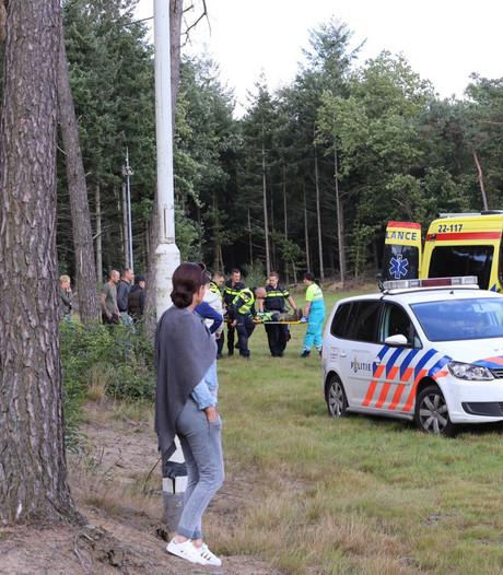 Motorcrosser zwaargewond bij ongeluk bij Wielewaal in Reusel