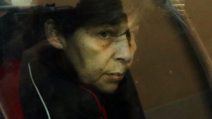 Seks, valium, oude mannen en véél geld: 'zwarte weduwe van de Azurenkust' voor de rechter