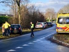 Twee auto's op elkaar gebotst bij de Emerparklaan in Breda