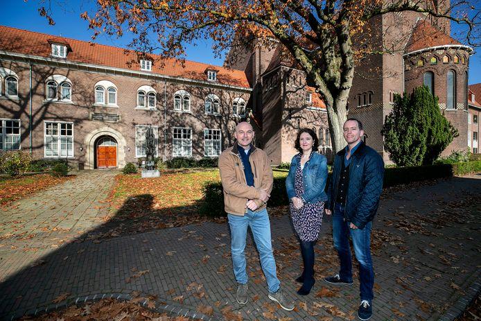 Nieuwe dependance van huisartsenpraktijk Kloosterstraat.