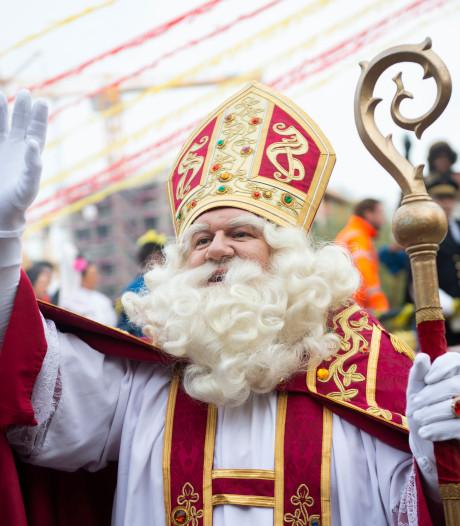Politie heeft handen vol voor intrede Sinterklaas