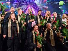 Jostiband liever in De Kuip dan op het Songfestival